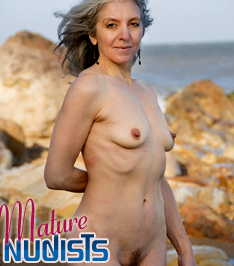 Nude Nudist Photo
