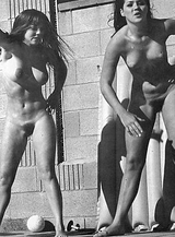 Vintage Nudists - photos from the 1900s to 1950s.